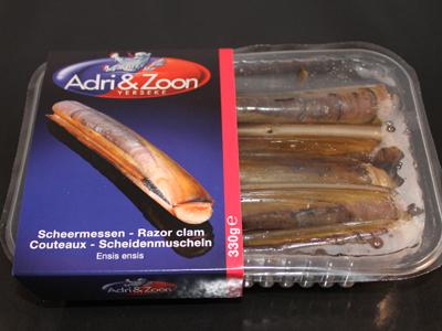 Scheermes 500 gram