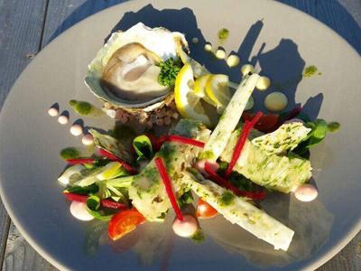 Platte Zeeuwse oester 12 2/0