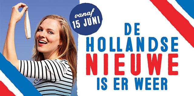 Hollandse nieuwe 2017