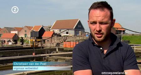 Christiaan van der Poel Vis Winkel Online