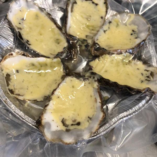 ovenschaal oesters bereiding vacuum