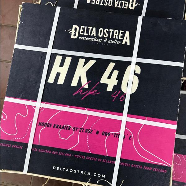 Tafel Oesters HK-46